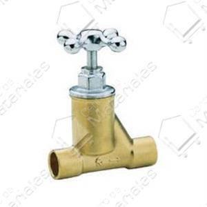 Llave de paso p hidro 1 2 39 39 fv 485 centro de materiales for Sanitarios fv precios