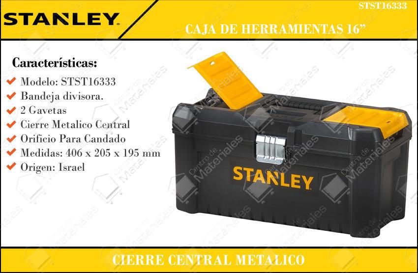 5396706a9 Caja Herramientas Stanley 16